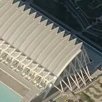 El Museu de les Ciències Príncipe Felipe (Bing Maps)