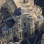 Cathedral of Murcia (Bing Maps)