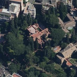 Embassy of Germany in Vatican, Rome (Bing Maps)