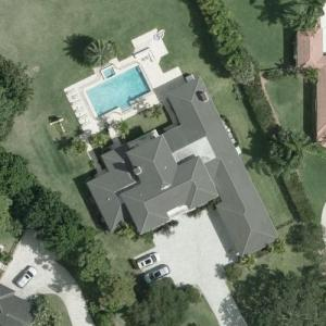 Serena Williams' House (former) (Bing Maps)