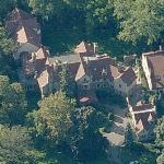 E. J. Lennox's House (Former) (Birds Eye)