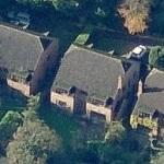 Carey Mulligan's House (Former) (Birds Eye)