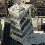Bank of America Plaza (Birds Eye)