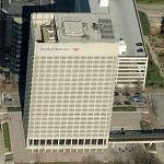 Bank of America Center (Birds Eye)