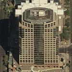 Bank of America Tower (Birds Eye)