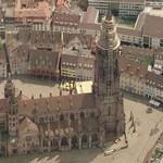 Freiburg Münster (Bing Maps)