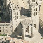 Cathédrale de St. Pierre (Bing Maps)
