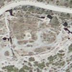 Tabernas Castle (Bing Maps)