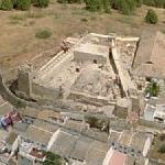 Iznájar Castle (Birds Eye)