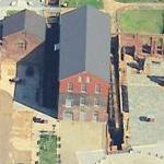 Tredegar Iron Works/National Civil War Visitor's Center (Birds Eye)