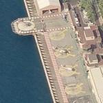 Monaco Heliport (MCM/LNMC) (Bing Maps)