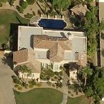 Evan Longoria's House (Birds Eye)