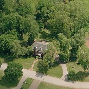 Rand Paul's House (Bing Maps)