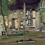 Tilbury Power Station (Bing Maps)