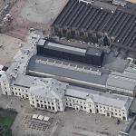 Oslo Central Station (Birds Eye)