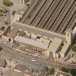 Stuttgart Hauptbahnhof (Birds Eye)
