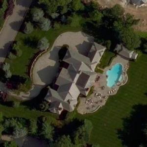 Tracy Morgan's House (Bing Maps)