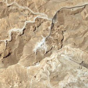 King Tut & the Valley of the Kings (Bing Maps)