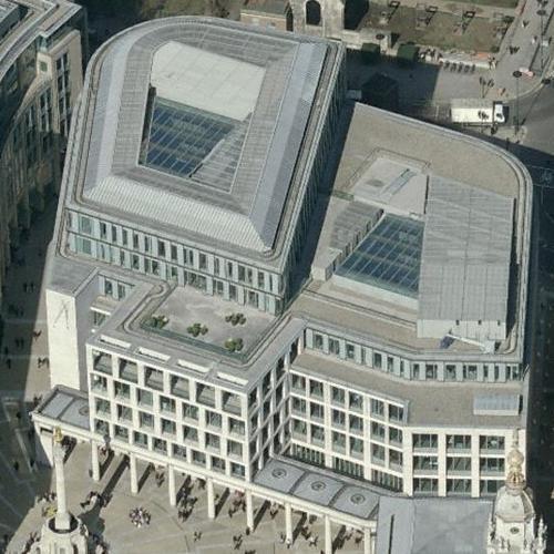 London Stock Exchange (Birds Eye)