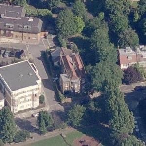 Cara Delevingne's House (Bing Maps)