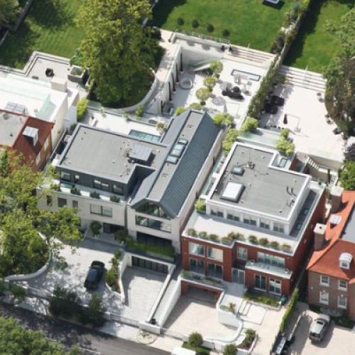 Photo: house/residence of the enchanting intelligent  45 million earning London, England-resident