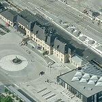 Uppsala Central Station (Birds Eye)