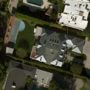 LeBron James' House (Bing Maps)