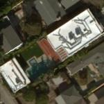 Ian Rogers' House (Bing Maps)