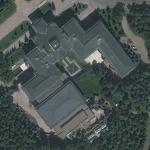 Çankaya Köşkü (Turkish Prime Minister's Residence) (Bing Maps)