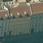 Angela Merkel's Apartment (Birds Eye)