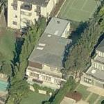 Leonardo DiCaprio's House (Former) (Birds Eye)