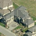 Nate Burleson's House (Birds Eye)
