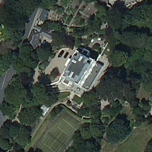 Bono's House (Birds Eye)