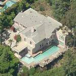 Bikram Choudhury's House (Birds Eye)
