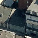 Lenny Kravitz's House (Former) (Birds Eye)