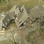 John Lennon & Yoko Ono's House (Former) (Birds Eye)
