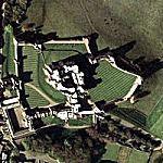 Alnwick Castle (Bing Maps)