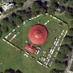 Moscow State Circus in Highbury Fields (Bing Maps)