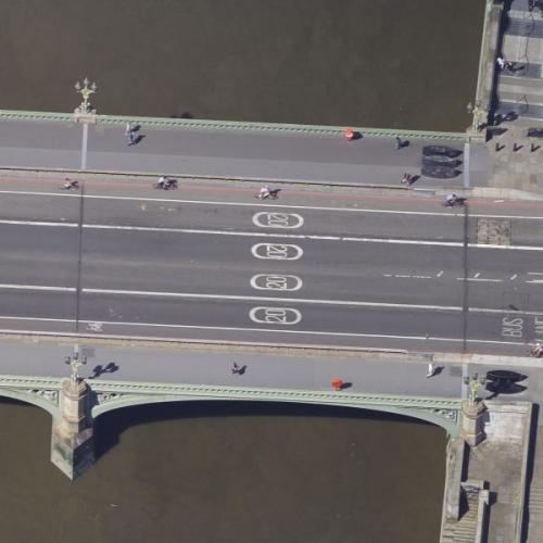 Westminster Bridge (Birds Eye)