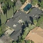 Dan Schneider's House (Birds Eye)