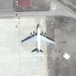 Il-76TD (Bing Maps)