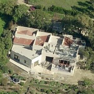 Chris Hemsworth's House (Birds Eye)