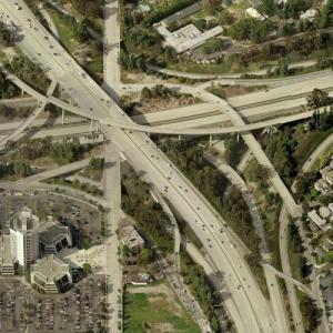 "101/210 Interchange (""True Detective"") (Birds Eye)"