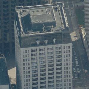 '580 California Street' by Philip Johnson (Birds Eye)