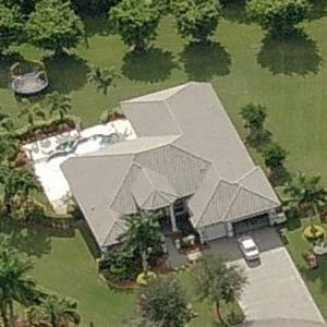Dwayne Bowe's House (Birds Eye)