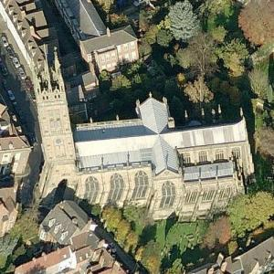 St Mary's Collegiate Church (Bing Maps)