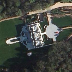 Arkady Rotenberg's House (Bing Maps)