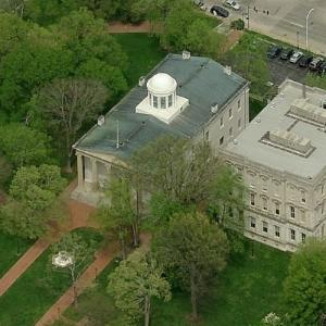 Old State Capitol (Kentucky) (Birds Eye)