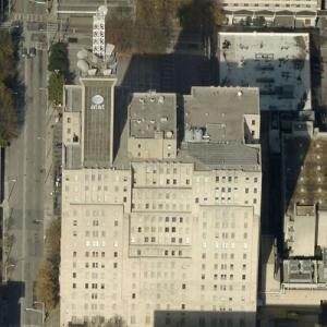 Southern Bell Telephone Company Building (Birds Eye)