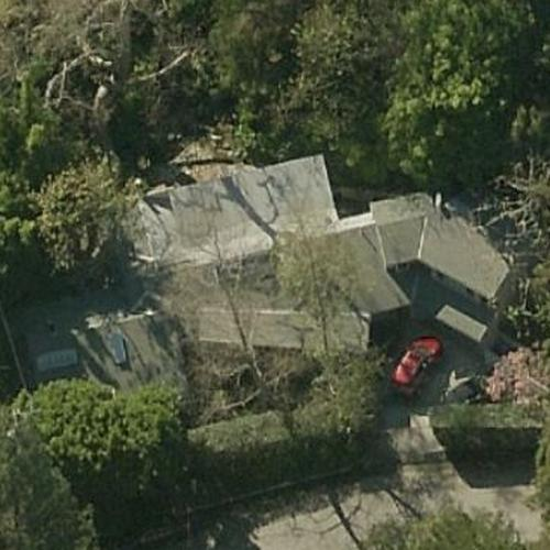 Robert Downey Jr's House (Birds Eye)